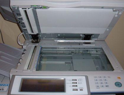 origines du photocopieur