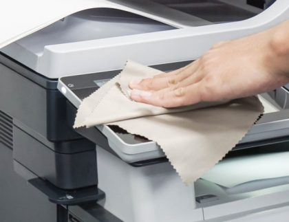 nettoyer efficacement imprimante