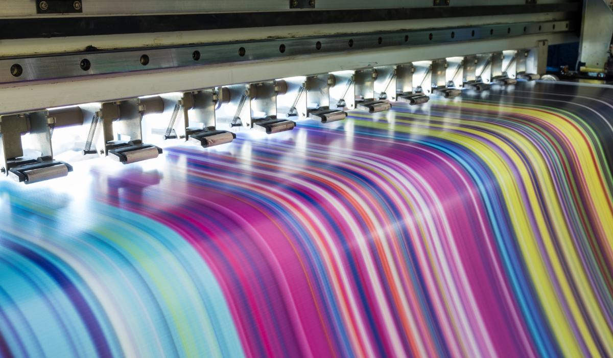 De quoi est faite l'encre d'une imprimante couleur ?